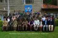 Member States meet to review child protection training for UN Peacekeepers
