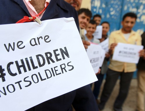 Questions and Answers on the Recruitment and Use of Child Soldiers