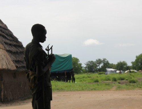 """南苏丹武装冲突致使儿童""""遭受重创"""""""