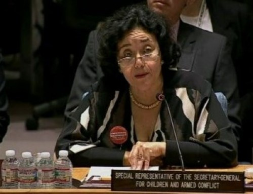 Security Council Told of Indiscriminate, Brutal Killings Children Face in Conflict
