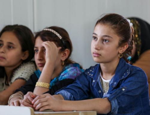 Для того чтобы осуществить надежды, возложенные на достижение Целей в области устойчивого развития, потребуется потенциал сегодняшних девочек и мальчиков
