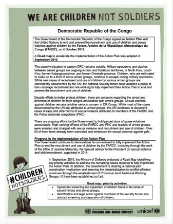 DRC screenshot
