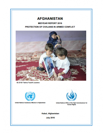 Afghanistan mid year report
