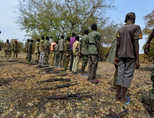 Conflits armés : un rapport de l'ONU révèle les graves violations perpétrées à l'encontre des enfants