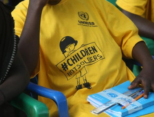 South Sudan: 128 Children Released from the Ranks of Armed Groups