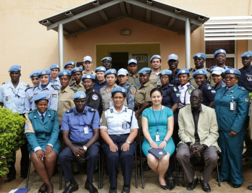Week-long Police Training Seeks to Boost Child Protection in South Sudan
