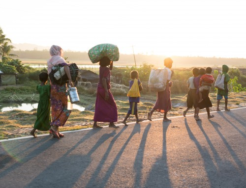Myanmar: Crisis in Rakhine State Has Horrendous Impact on Children