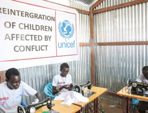 South Sudan: Children Share Stories of Sufferings with Security Council Working Group