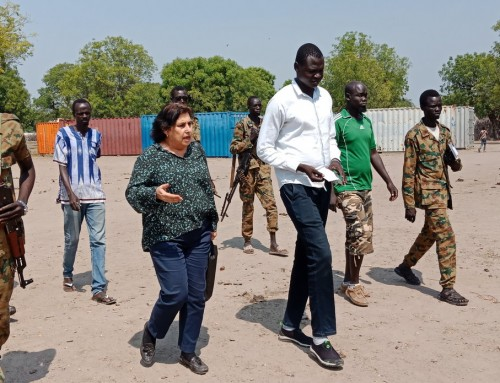 South Sudan: Opposition Forces in Jonglei Receive Training from UNMISS to End Child Recruitment