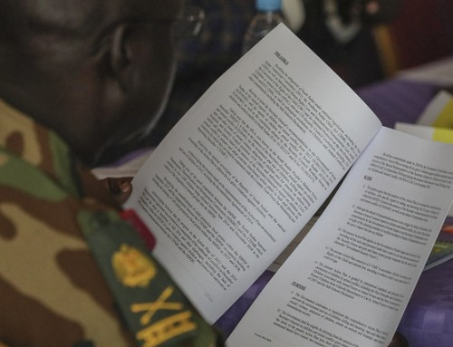 South Sudan's Armed Groups Commit to End Violations Against Children