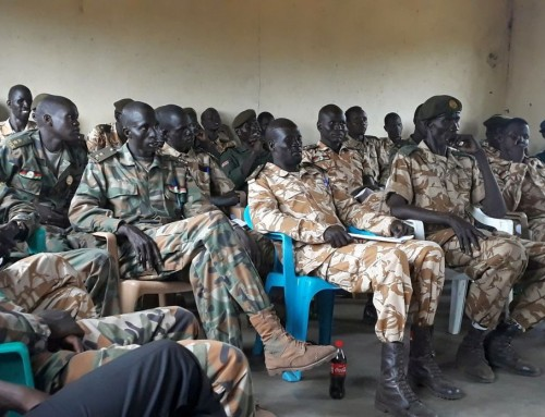 South Sudan: Government Armed Forces Reiterate Commitment Not to Enlist Children