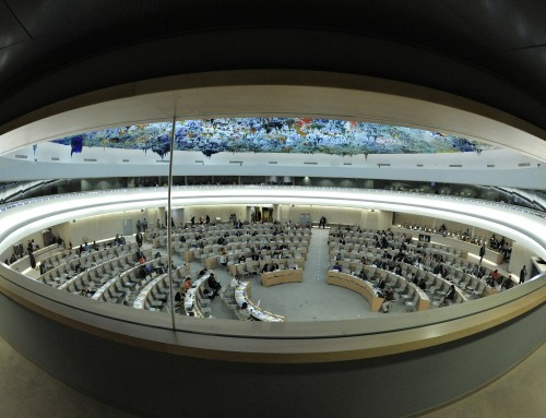 Human Rights Council: Annual Report Presentation by the Special Representative of the Secretary-General for Children and Armed Conflict