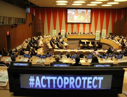 #AgirPourProtéger les enfants, c'est protéger l'avenir de l'humanité