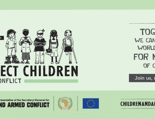 ACT to Protect Children Affected by Conflict