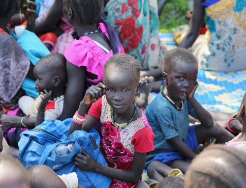 Joint Statement by AU Peace & Security Department & Office of  SRSG for Children and Armed Conflict on the Day of the African Child