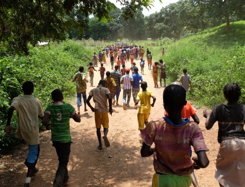 Central African Republic: Signature of a New Action Plan to Protect Children
