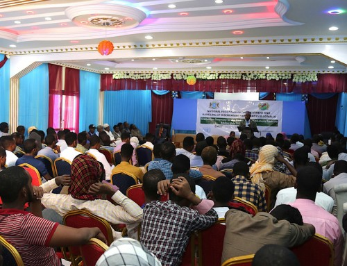 More Than 100 Former Al-Shabaab Combatants Graduate From Baidoa Rehabilitation Centre