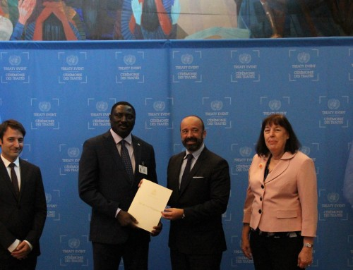 The Gambia: UN Special Representative for Children and Armed Conflict Welcomes OPAC Ratification