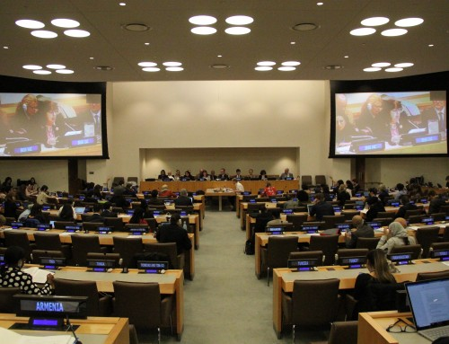 Statement by Ms. Virginia Gamba to the Third Committee of the General Assembly