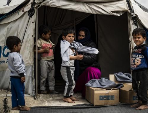 Children in Immediate Danger as Fighting Escalates in Northeast Syria