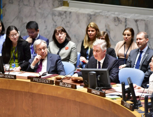 UN Secretary-General Remarks to the Security Council Briefing on Children in Armed Conflict