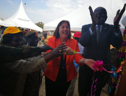 South Sudan: Comprehensive Action Plan to End & Prevent All Grave Violations Against Childr