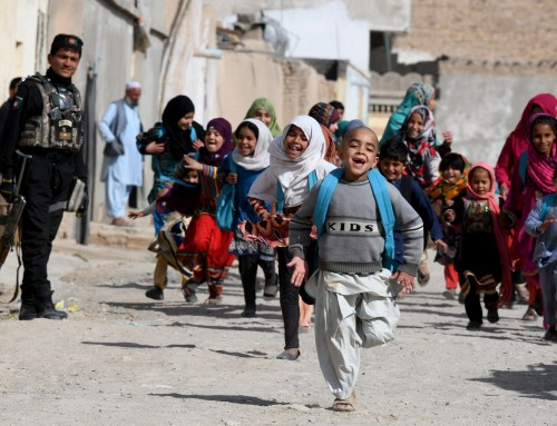 Afghanistan: UN Official Calls to Include Children's Rights, Needs in Peace Process