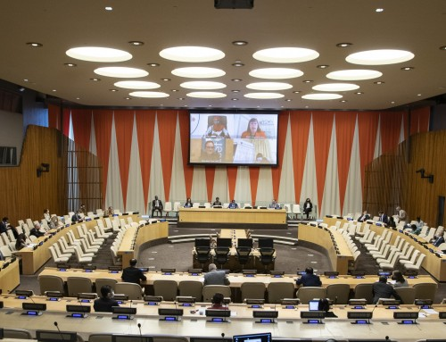 Security Council Open Debate on Children and Armed Conflict:  Remarks by Ms. Virginia Gamba, SRSG for Children and Armed Conflict