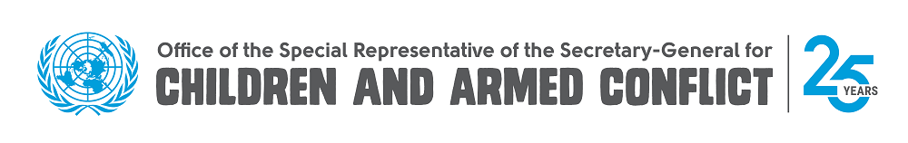 Office of the Special Representative of the Secretary-General for Children and Armed Conflict  Logo